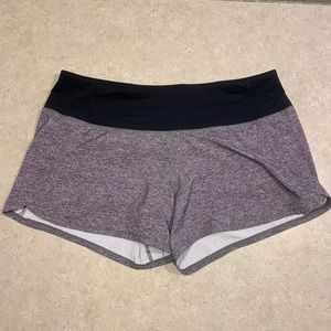 Speed Up Shorts